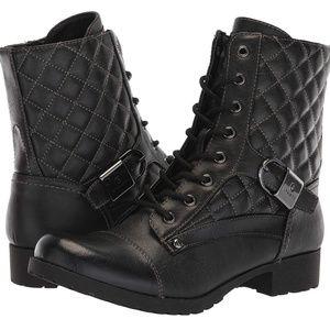 NWT Guess GGHarrex Boots Size 8